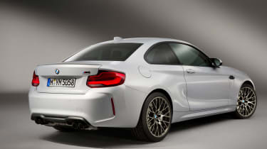 BMW M2 Competition Pack - rear quarter