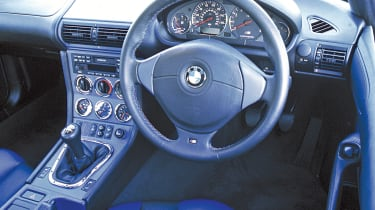 BMW M coupe buying guide - interior