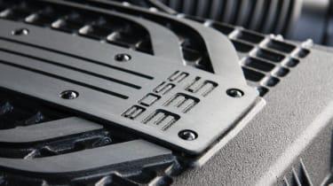 Ford FPV GT E engine