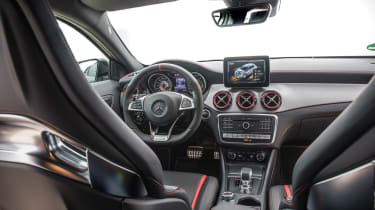 2017 Mercedes-AMG GLA45 - Interior