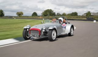 Caterham Seven SuperSprint corner