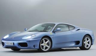 Ferrari 360 Modenafront