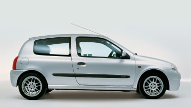 Renault Sport Clio 172 (Phase 1) – side