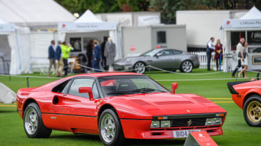 City Concours 2017 –  Ferrari 288 GTO