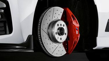 BMW M Performance parts brakes