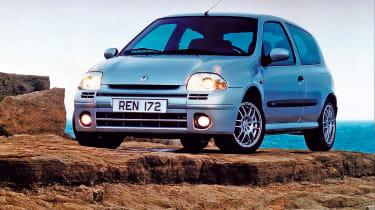 Renault Sport Clio 172 – front quarter
