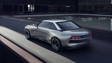 Peugeot e-Legend concept - rear quarter
