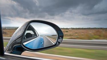 Bentley Continental GT V8 S - mirror