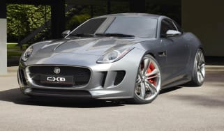 New Jaguar C-X16 sports car