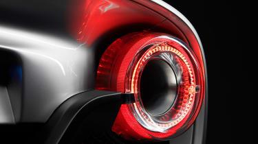 ATS Automobili GT - tail light