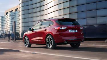 2019 Ford Kuga PHEV - rear quarter