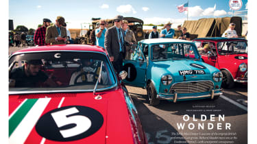 evo issue 255 - Goodwood revival