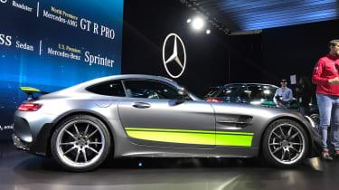 AMG GT R PRO live - side