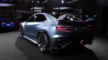 Subaru VIZIV STI Performance Concept - rear