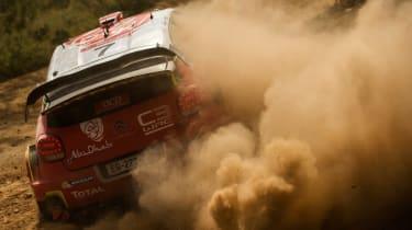 WRC Rally Portugal 2017 - Citroen C3 3