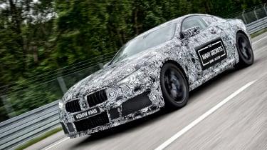 BMW M8 prototype - front 2