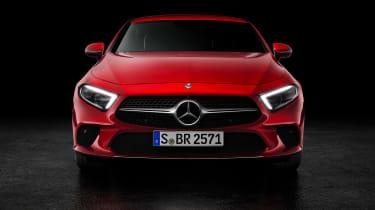 Mercedes-Benz CLS – front