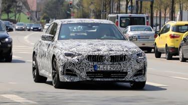 2021 BMW 2-series set 3 spy – tracking