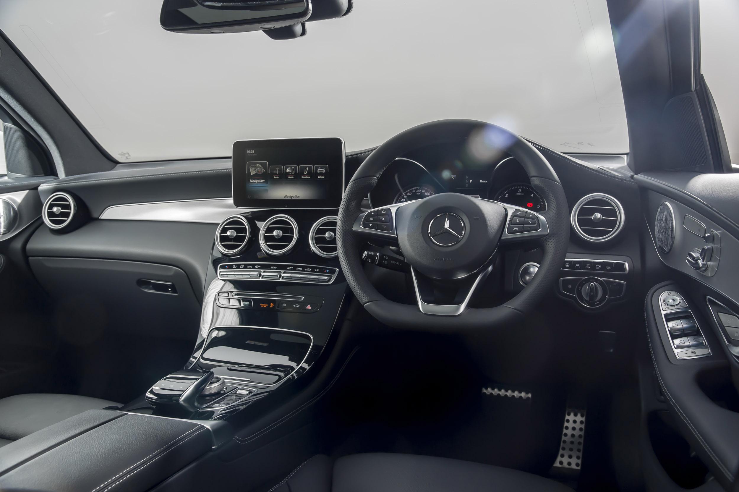 Mercedes-Benz GLC - A SUV for keen drivers? | Evo