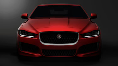 Jaguar XE teaser image