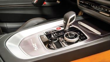 BMW Z4 Concept - centre console
