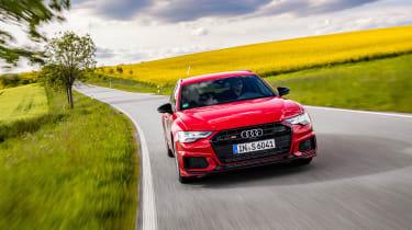 Audi S6 TDI - front