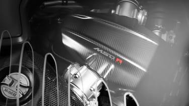 McLaren MSO R - inatje plenum