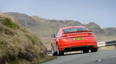 Audi TT RS Coupe – Rear