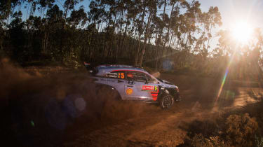 WRC Rally Portugal 2017 - Hyundai i20