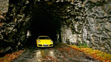 Porsche 911 Carrera T – front