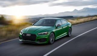 Audi RS5 Sportback - front quarter