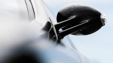 Mercedes SLR McLaren - mirror