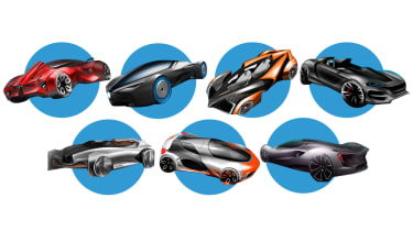Vote for evo's car of the future!
