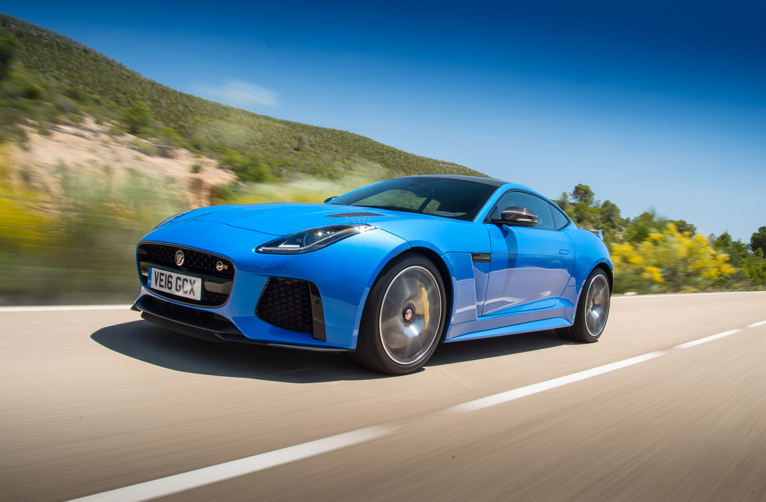 Jaguar F-type SVR review - improvements in every area for