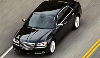 New Chrysler 300C sports saloon