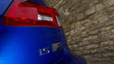 Lexus IS-F badge