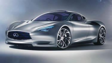Infiniti Emerg-e concept car