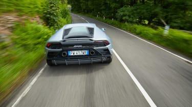 Lamborghini Huracan EVO - rear