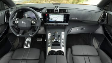 DS7 Crossback – interior