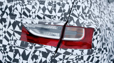 Kia Ceed third-gen – rear light