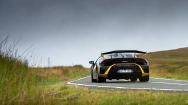 Lamborghini Huracan STO CP – action