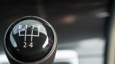 Volkswagen Golf gearknob