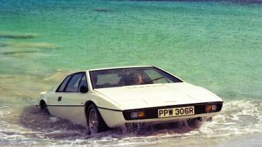 James Bond Lotus Esprit