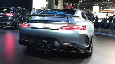 AMG GT R PRO live - rear