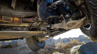 Ram 1500 TRX – rear sway bars