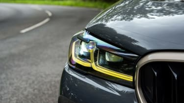 BMW M5 CS – headlight