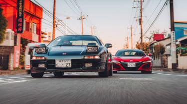 Honda NSX – frint