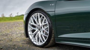 Audi R8 V10 Plus Spyder – wheel