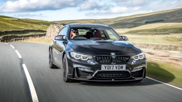 BMW M4 MY18 Comp pack - front