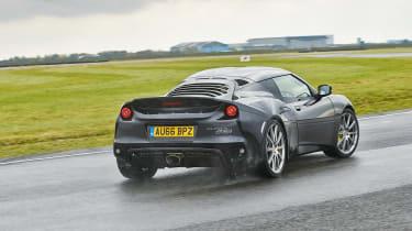 Lotus Evora Sport 410 - rear three quarter